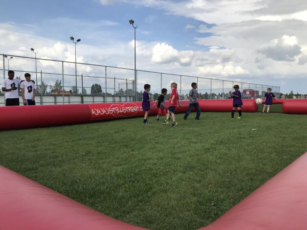 CLCL Community Soccer